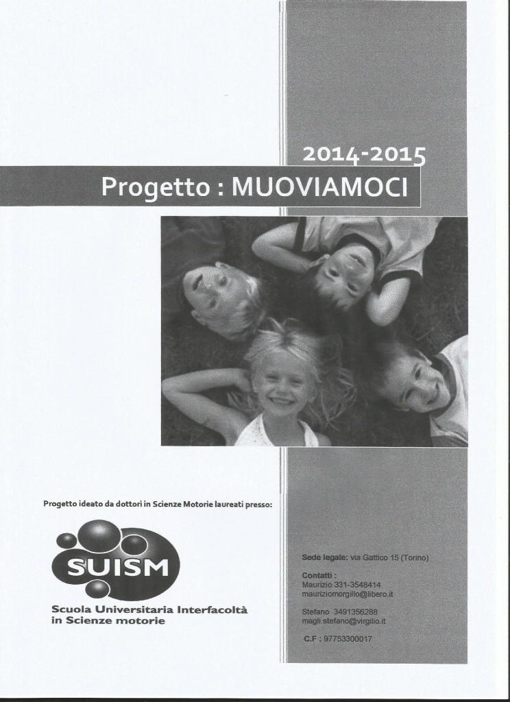 PROGETTO MUOVIAMOCI